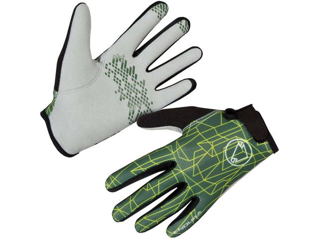 Endura Hummvee Handschoenen Kinderen, forestgreen